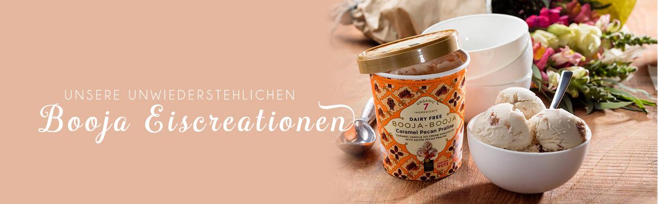 Booja-Booja Eis-Desserts