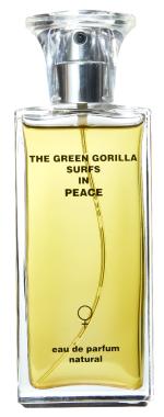 Eau de Parfum ♀- The Green Gorilla Surfs In Peace - 50ml
