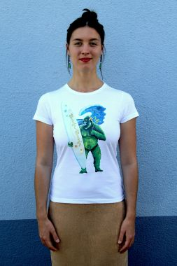 Green Gorilla - Woman