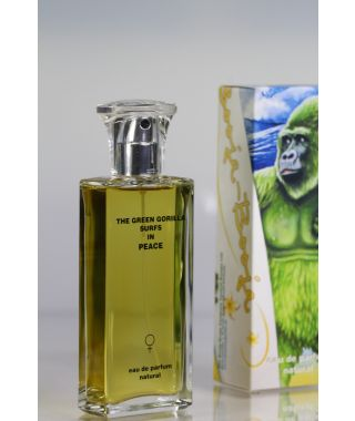 Eau de Parfum - The Green Gorilla Surfs In Peace