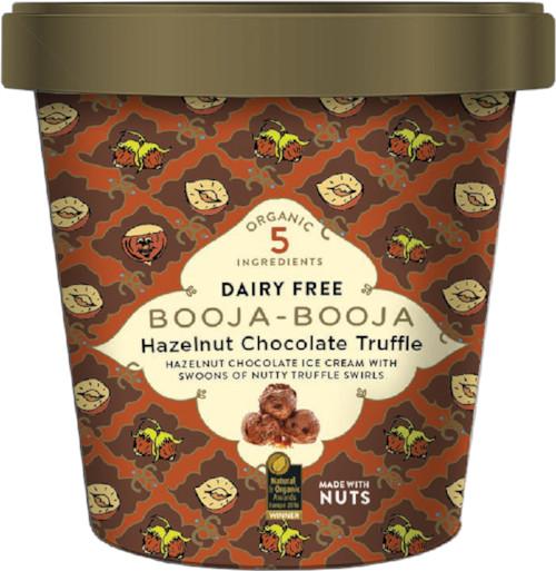 HAZELNUT CHOCOLATE TRUFFLE