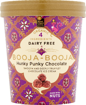 HUNKY PUNKY CHOCOLATE