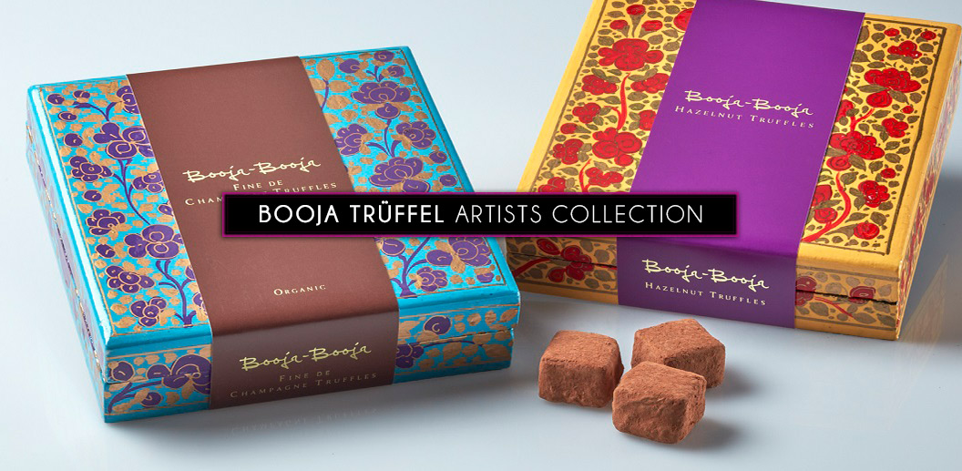 Booja-Booja Artists Collection