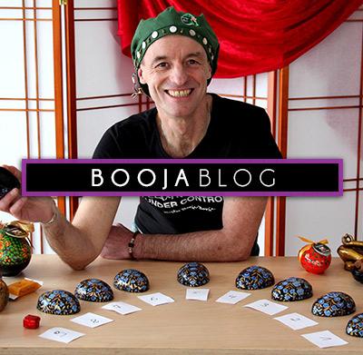 Booja-Booja Blog